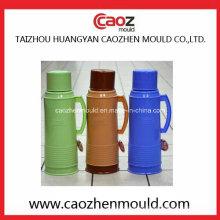 El molde plástico vendedor caliente de Shell de la botella del Thermos en China