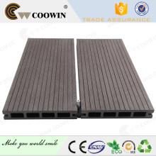Black outdoor wpc decking black board