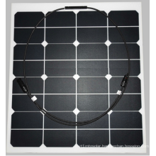 18V 50W ETFE Soft flexible Sunpower Solar Panel