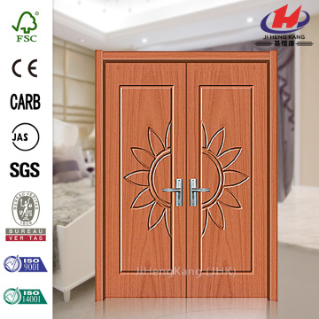 PVC Price Bathroom Cheap Closet Wardrobe Sliding Doors