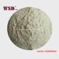 Estabilizador de cálcio e zinco para tubulação de água em PVC