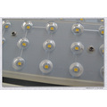 Guter Preis 4ft 5ft führte lineare Lampe AC100-240v PF0.95 gebildet im Porzellan