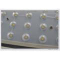 Bom preço 4ft 5ft conduziu a lâmpada linear AC100-240v PF0.95 made in china