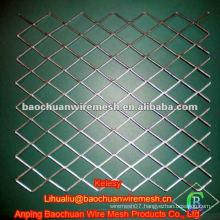 High quality galvanized expanded metal fence