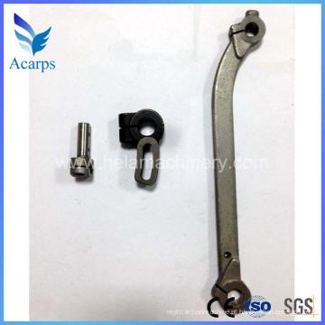 Peças de alta precisão da máquina de costura peças de metal para todos os tipos