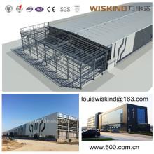 BV Estructura prefabricada de acero Cobertizo edificios
