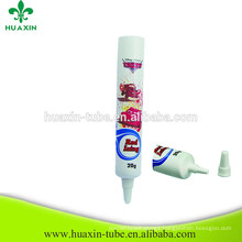 New Products Body Cream Cosmetic Tube Long Nozzle