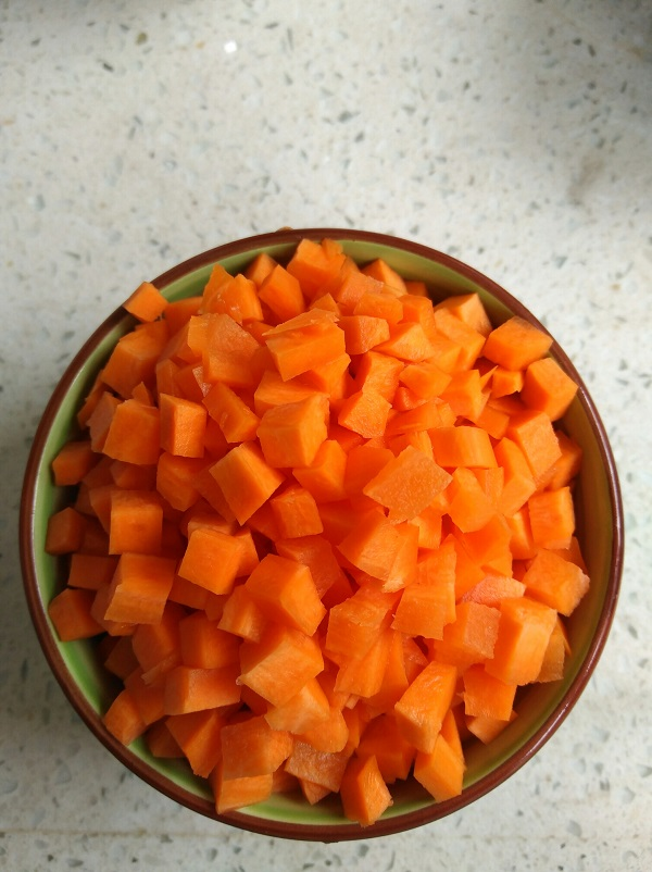 Frozen Carrots Nutritional Value
