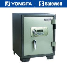 Yongfa 67cm Höhe Ale Panel Elektronische Feuerfest Safe mit Griff