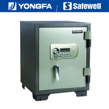 Yongfa 67cm Height Ale Panel Electronic Fireproof Safe with Handle