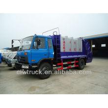 Dongfeng 145 10-12m3 Camiones Compactadores De Basura