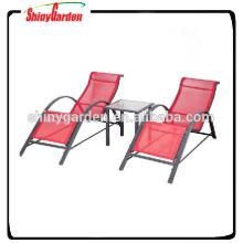 Piscina exterior Side Beach Sun Lounge Chair