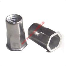 M10 Innensechskant-UK-Nietmuttern des Innensechskants reduzieren