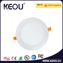 3-24W Ce RoHS Genehmigt Ultra Slim LED Panel Deckenleuchte