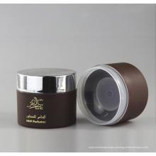 100g de creme de camada dupla cilíndrica Jar (EF-J26)