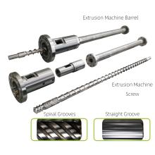 Einzelschnecke für Extrusionsmaschine