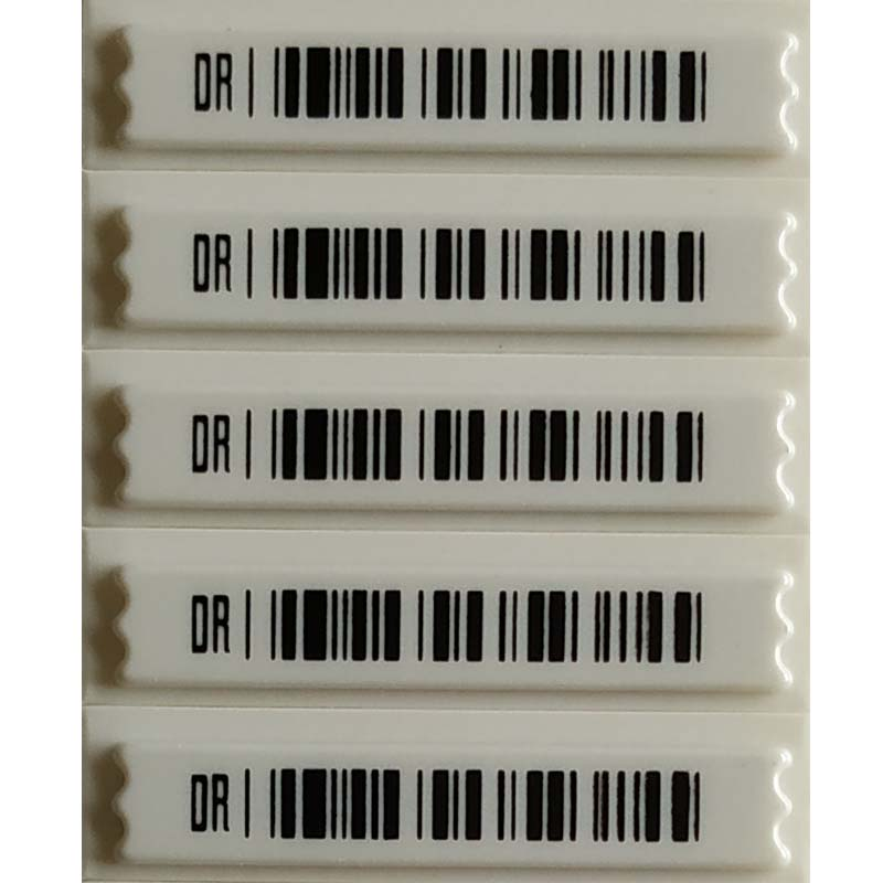 Tamper-resistant security labels