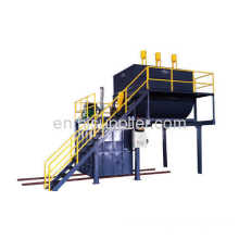 Fast Melting Eps Xps Foam Pelletizing Machine
