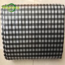 150gsm hdpe black white grid greenhouse film