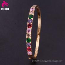 Art- und Weiseschmucksachen umweltfreundliches hochwertiges elegantes Gold 18k überzog Armband