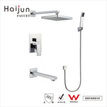 Haijun Top-Selling Bathroom Single Handle Thermostatic Shower Faucet