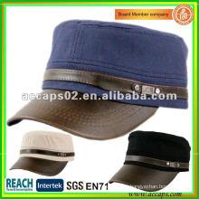 Simple accesorios de moda estilo militar tapa Shenzhen MC-1293