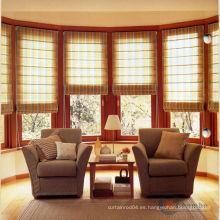 Persianas y cortinas romanas para la decoración del hogar