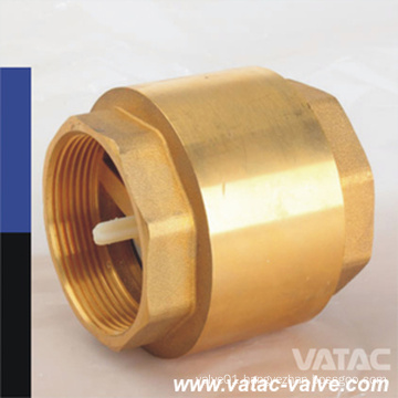 A182 F304/A182 F316 Cl1500 Threaded/NPT Ball Type Check Valve