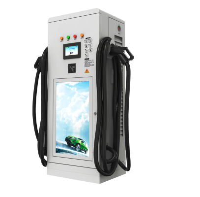 new energy car fast charging cabinet 142KW DC