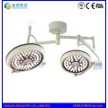 ISO / Ce genehmigt eine Kopf Decke Typ LED Schattenlose Betriebslampe