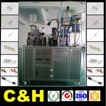 Soldadura Fusible Eléctrica / Máquina Soldadora / Automatización Maquinaria / Fusible Soldado Automático