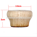 decorative unfinished cabinet furniture wood sofa legs