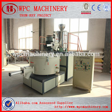 powder mixer machine plastic pvc mixing machine mixer