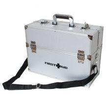 Vet Alu Koffer Emergency Kits Aluminium Erste-Hilfe-medizinische Tragetasche