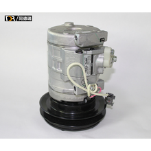 A/C Compressor 20Y-810-1260 for PC200-8 Excavator