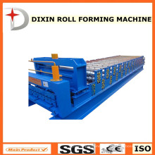 860/910 Double Layer Roll Forming Machine