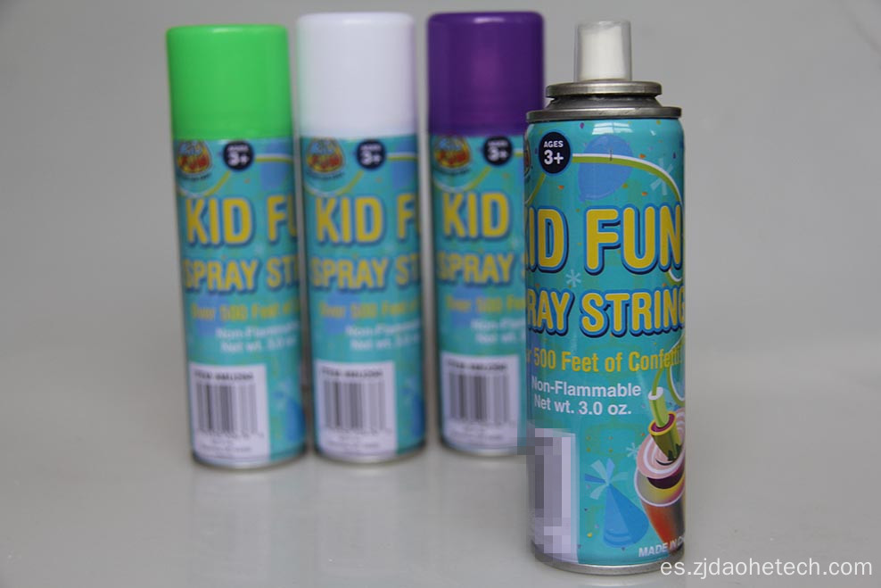 Cadena para niños no inflamable Spray 3.0 oz