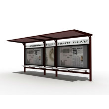 outdoor information kiosk