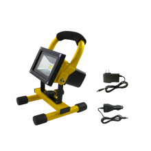 Rechargeable Outdoor Decorative Led Flood Light