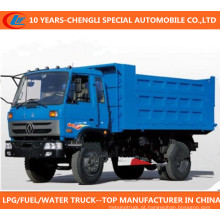 Dongfeng 4X2 caminhão basculante Dongfeng caminhão basculante Dongfeng caminhão basculante