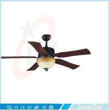 Ventilador de teto da iluminação da decoração de Unitedstar 52 (((DCF-182) com CE / RoHS