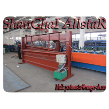 Coil sheet bending machine