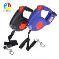 New design retractable dog leash with led light