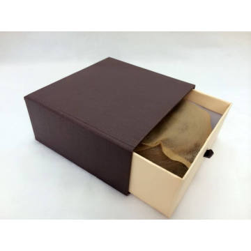 Sliding Box Tea Box Dengan Sleeve Kertas