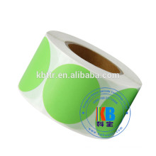 furniture article room color printed blank adhesive sticker label
