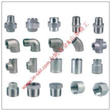 Fittings für Kupfer-, Stahl- und Edelstahlrohre