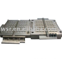 WSR rubber compression mould with cheap price