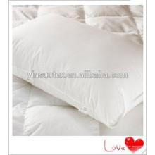 2015 tissu blanc large pour hôtel