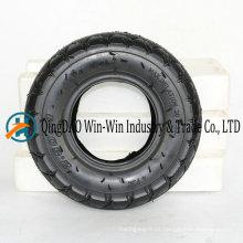 2.50-4 pneu de carrinho de mão com roda de aro / carrinho
