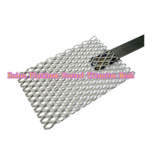 Platinum Coated Titanium Anode Mesh / Platinum Plated Titanium Mesh for electro / swimming pool --- 35 years factory